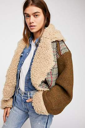 Hidden Cabin Sweater Jacket