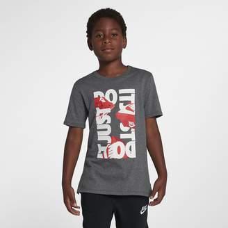 Nike Sportswear Big Kids' (Boys') Just Do It T-Shirt