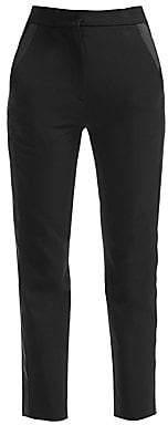 Maje Women's Paco Tuxedo Trousers