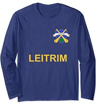 Leitrim GAA Long Sleeve Jersey Shirt