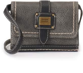 Morgan Concept Crossbody Wallet