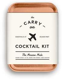 W & P Design Carry On Cocktail Kit - Moscow Mule