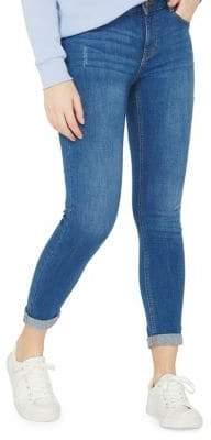 Dorothy Perkins Harper Skinny-Fit Crop Jeans