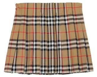 bc4b1eda28c0 Burberry Baby Girl Skirt - ShopStyle