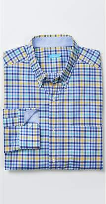 J.Mclaughlin Carnegie Classic Fit Shirt in Check