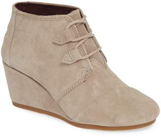Toms Kala Wedge Bootie