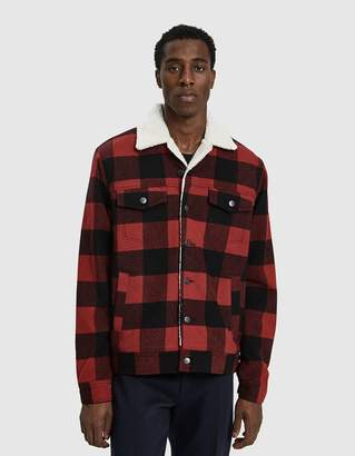 Insight Lumber City Flannel Jacket