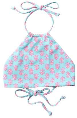 Billabong Moon Halter Bikini (Little Girls & Big Girls)