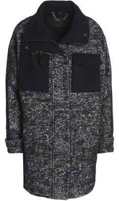 Belstaff Felt-Trimmed Tweed Jacket