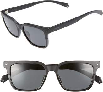 Polaroid Eyewear 52mm Polarized Sunglasses