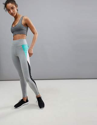 Esprit Color Block Gym Leggings