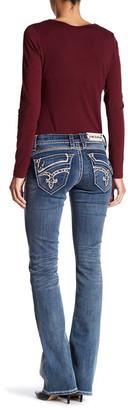 Rock Revival Johanna Bootcut Jean $169 thestylecure.com