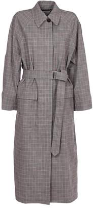 3.1 Phillip Lim Checked Coat