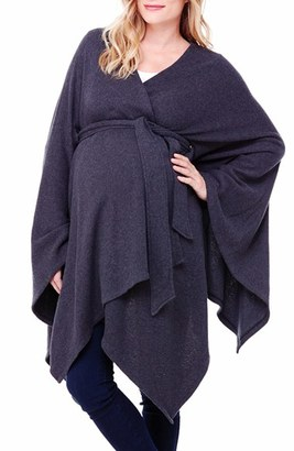 Women's Ingrid & Isabel Cozy Maternity Wrap $88 thestylecure.com