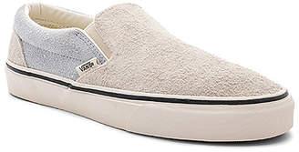 Vans Classic Slip-On Fuzzy Suede