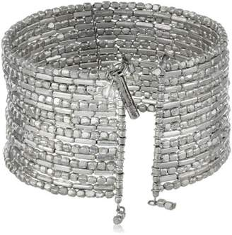 Kenneth Cole New York Seed Bead Boost Seed Bead Coil Bracelet