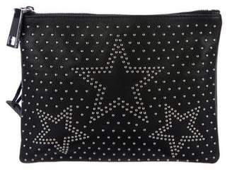 Linea Pelle Colette Star Convertible Clutch