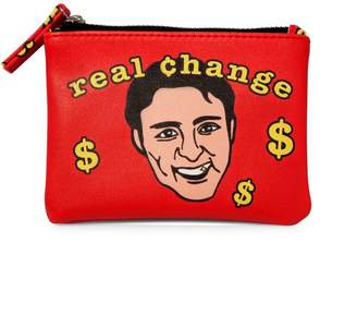 Main And Local Canadian Real Change Coin Purse