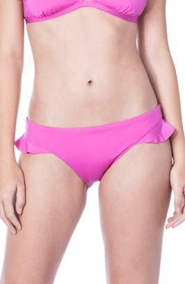 Trina Turk Key Solids Hipster Bikini Bottoms