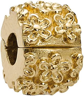 Pandora Golden Flower 14K Clip