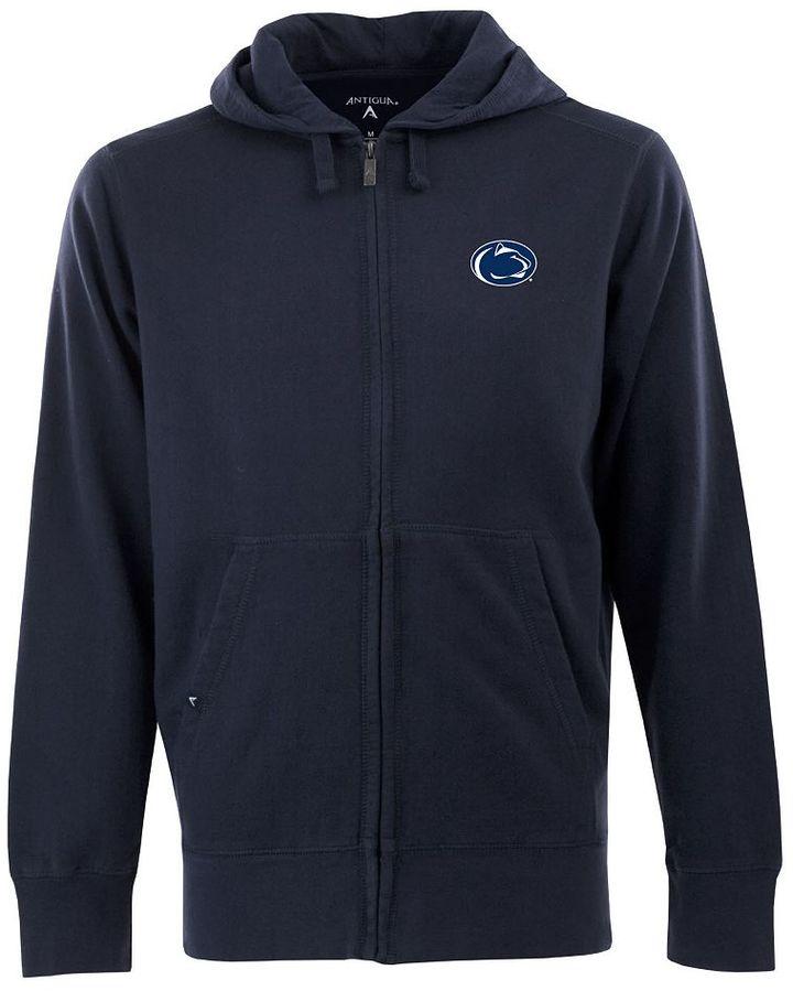 Men's Penn State Nittany Lions Signature Full-Zip Fleece Hoodie