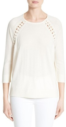 Women's Belstaff Stacia Sweater $595 thestylecure.com