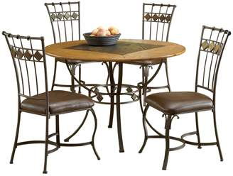 Hillsdale Furniture Lakeview 5-pc. Round Dining Table Set