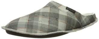 Crocs Unisex Classic Plaid Slipper Mule