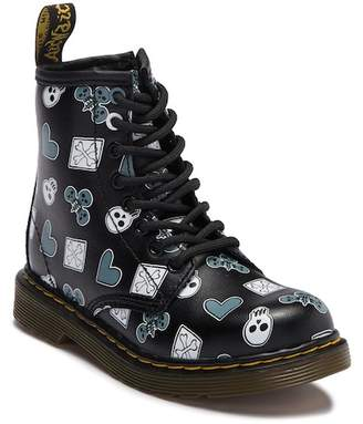Dr. Martens Delaney Air Wair Boot (Little Kid & Big Kid)