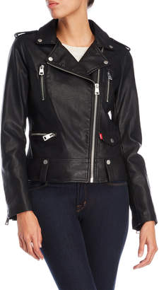Levi's Chunky Zip Moto Jacket