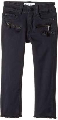 DL1961 Kids Chloe Skinny Jeans in Navy Girl's Jeans