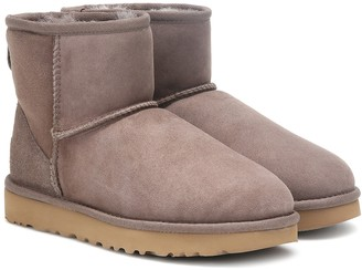 UGG Classic Mini II suede ankle boots