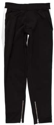 Alexander McQueen Striped Woven Pants w/ Tags