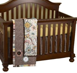 Cotton Tale Designs Penny Lane Crib Bedding Set, 7 Piece by