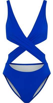 Solid & Striped The Poppy Cutout Swimsuit
