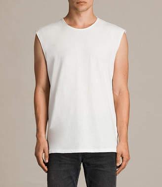 AllSaints Tehson Sleeveless Crew T-Shirt