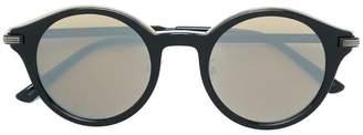 Jimmy Choo Eyewear Nick 50 round frame sunglasses