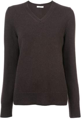 The Row V-neck jumper