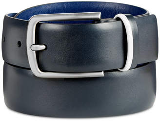 Original Penguin Men's Nappa Leather Belt