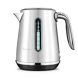 Breville Bke735Bss The Soft Top Luxe Kettle - Silver