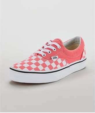 Vans UA Checkerboard Era - Pink White c1ea066d8