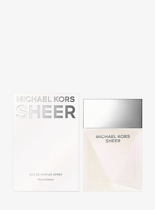 Michael Kors Sheer Eau De Parfum 3.4 Oz.