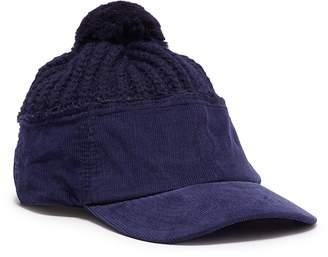 Bernstock Speirs Pompom baseball cap