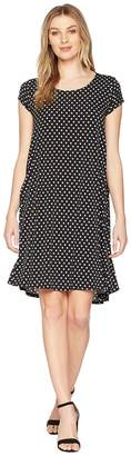 Karen Kane Print Maggie Trapeze Dress Women's Dress
