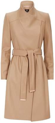 Ted Baker Sandra Long Wrap Coat