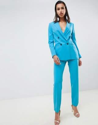 Asos Design DESIGN pop blue trousers