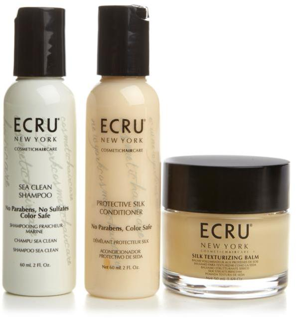 ECRU New York Travel Essentials Kit
