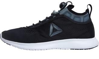 6f600ed0d6ef Reebok Mens Pump Plus Tech Stability Running Shoes Black Alloy White Silver  Metallic