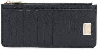 Dolce & Gabbana zipped wallet