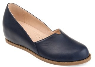 Co Brinley Comfort Womens Wedge Loafers